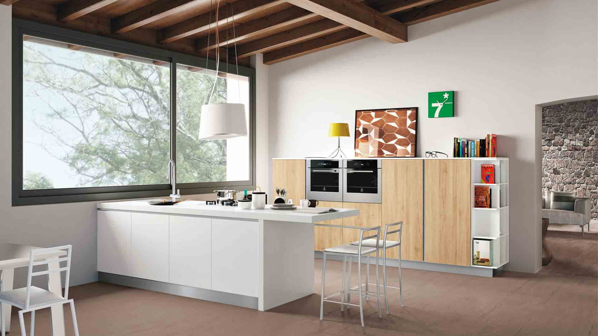 Ank - Cucine Moderne - Creo Kitchens