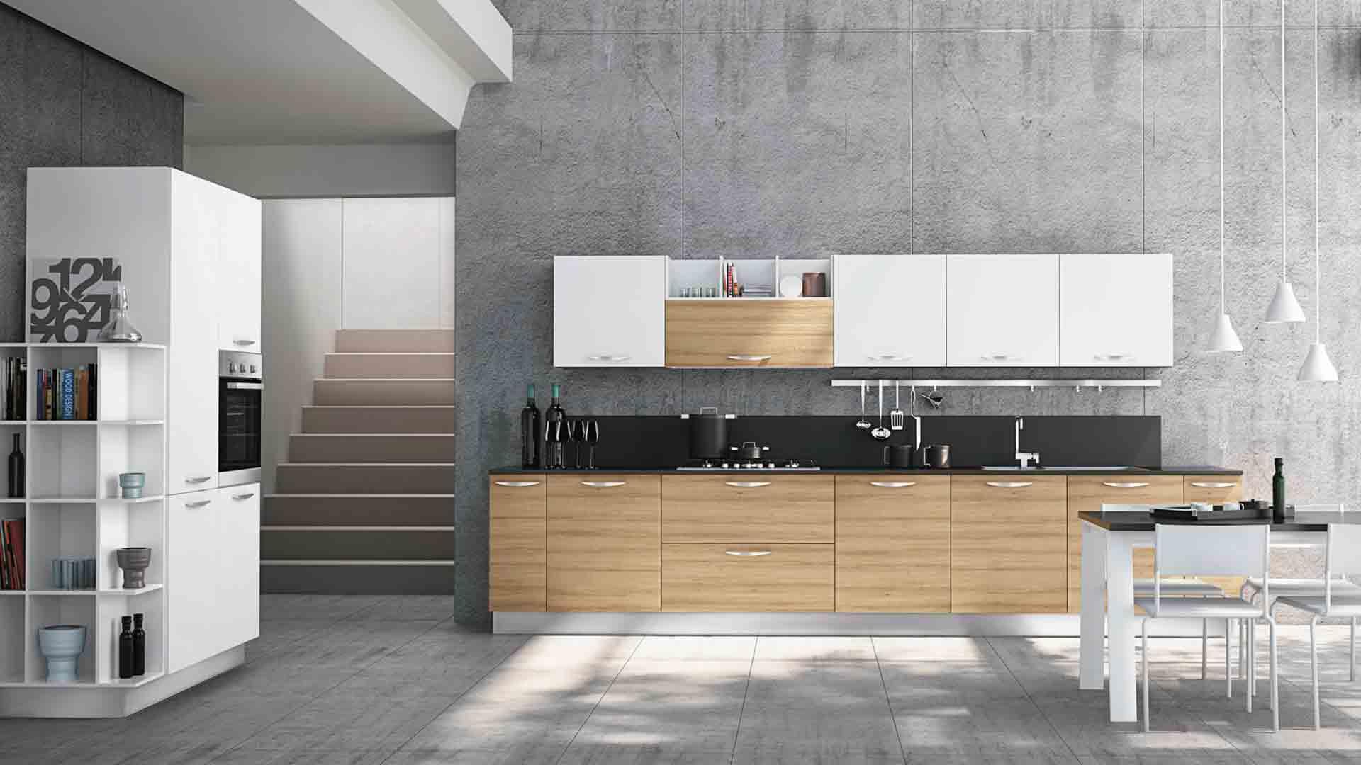Britt - Cucine Moderne - Creo Kitchens