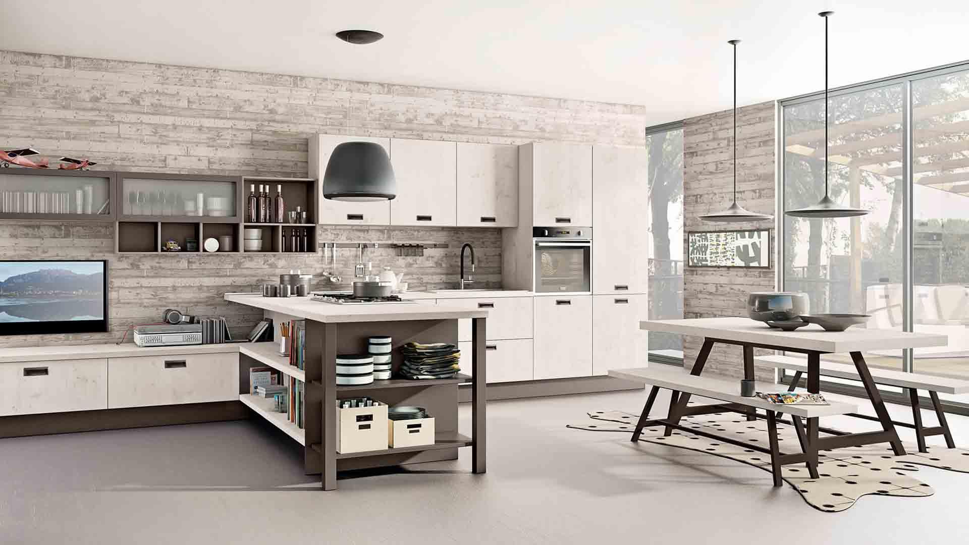 Kyra - Cucine Moderne - Creo Kitchens