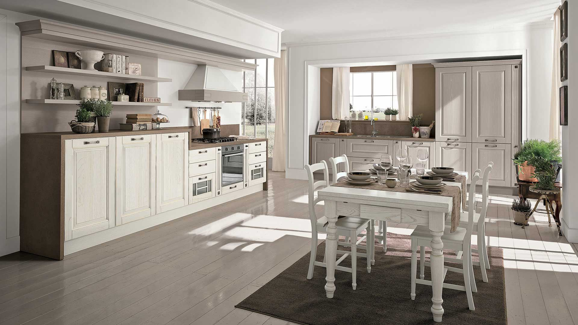 Laura - Lube - Cucine Classiche