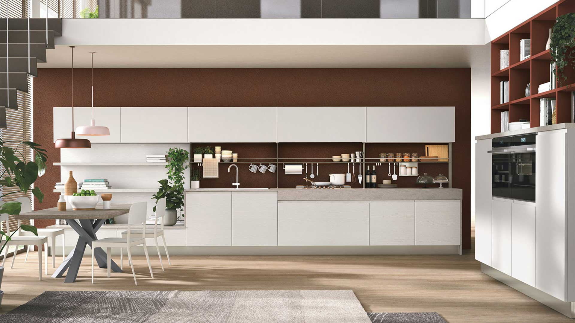 Luna - Lube - Cucine Moderne