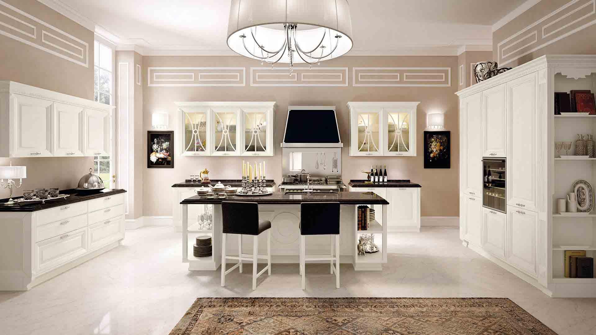 Pantheon - Lube - Cucine Classiche