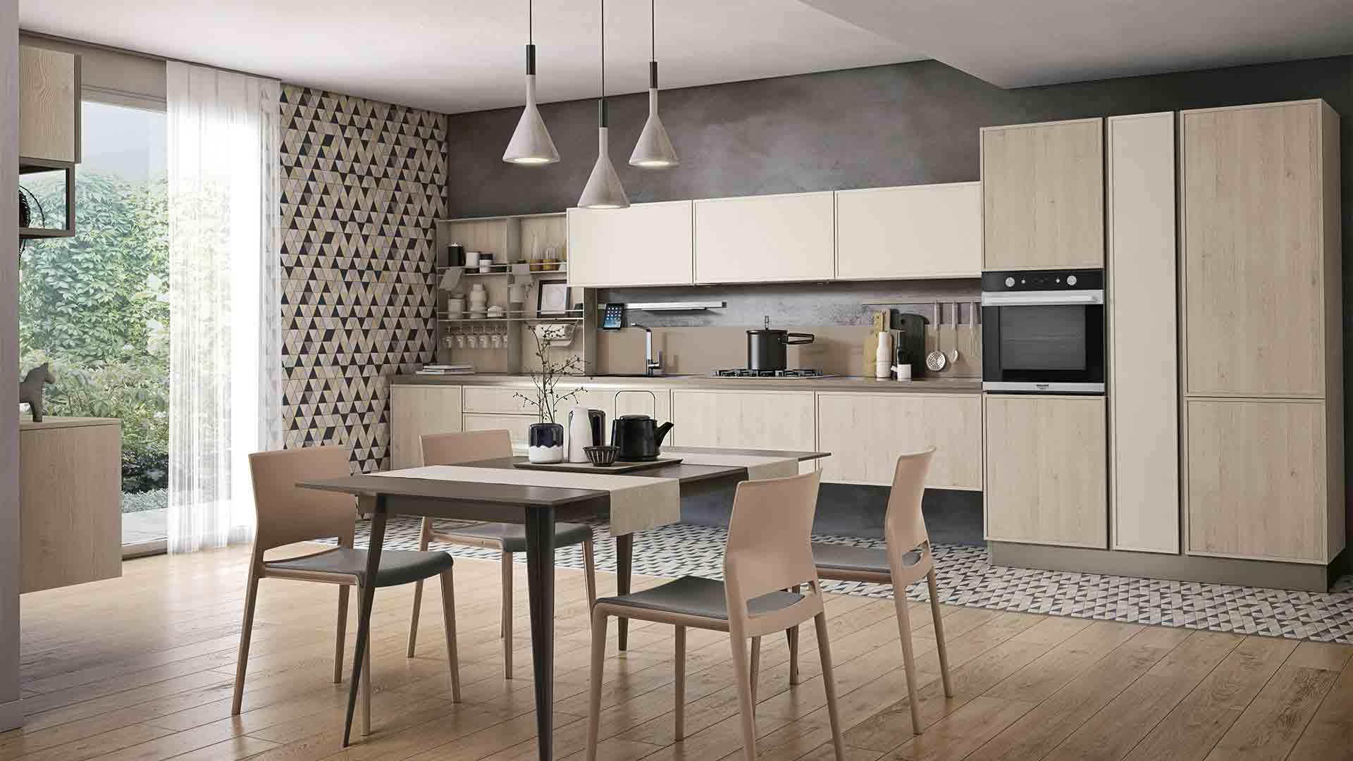 Rewind - Cucine Moderne - Creo Kitchens