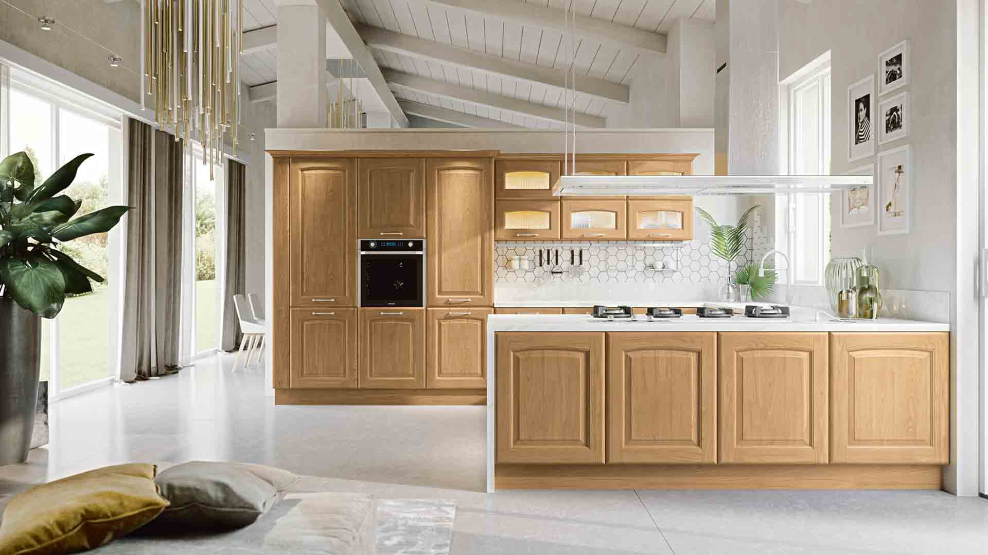 Veronica - Lube - Cucine Classiche