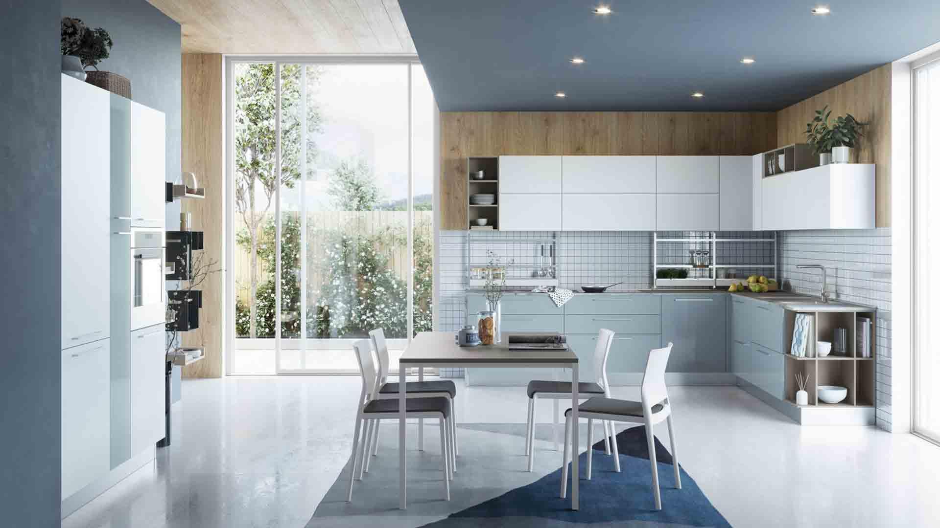 Zoe - Cucine Moderne - Creo Kitchens