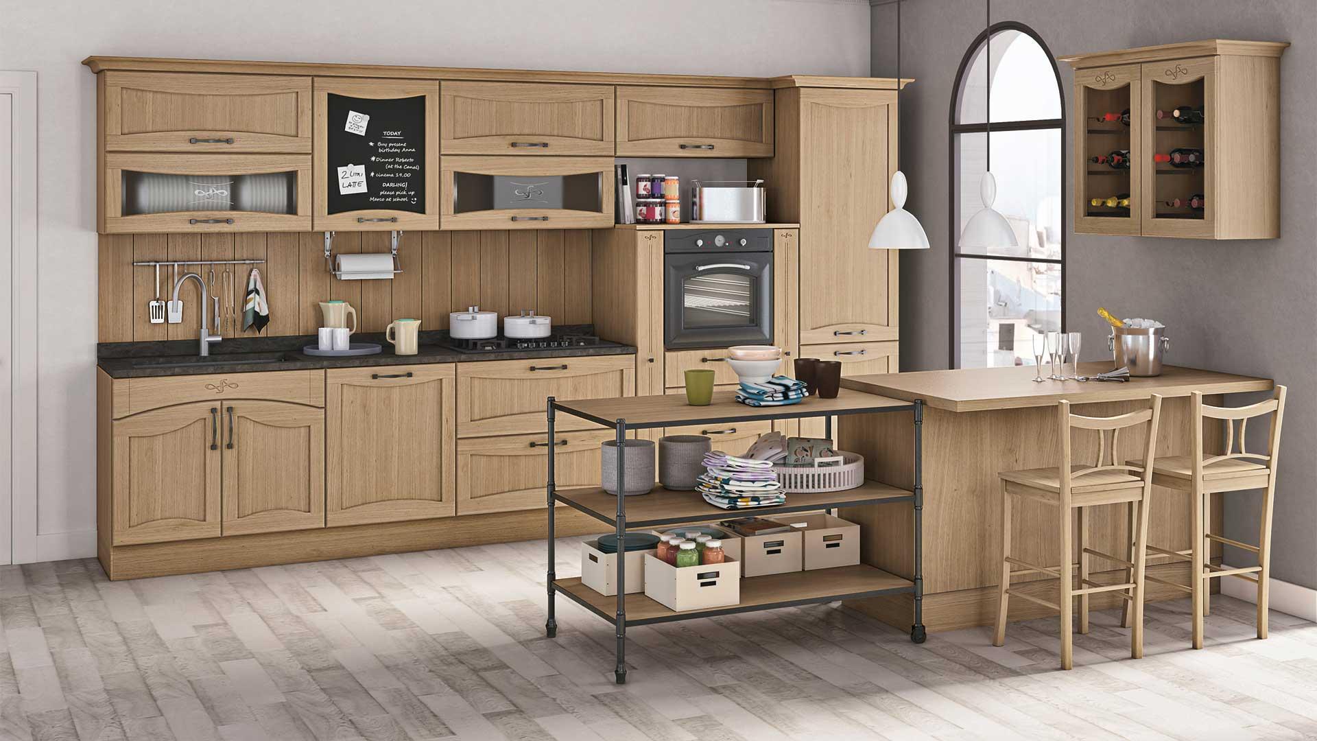 Aurea - Cucine Classiche - Creo Kitchens