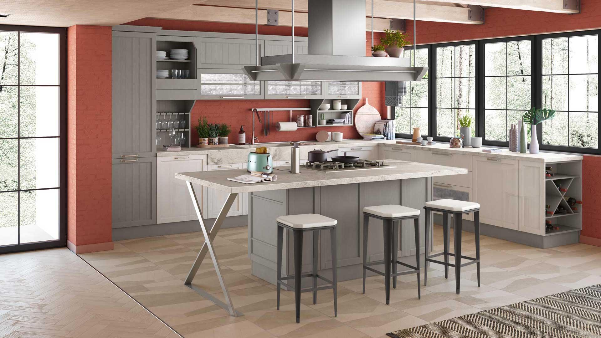 Contempo - Cucine Classiche - Creo Kitchens