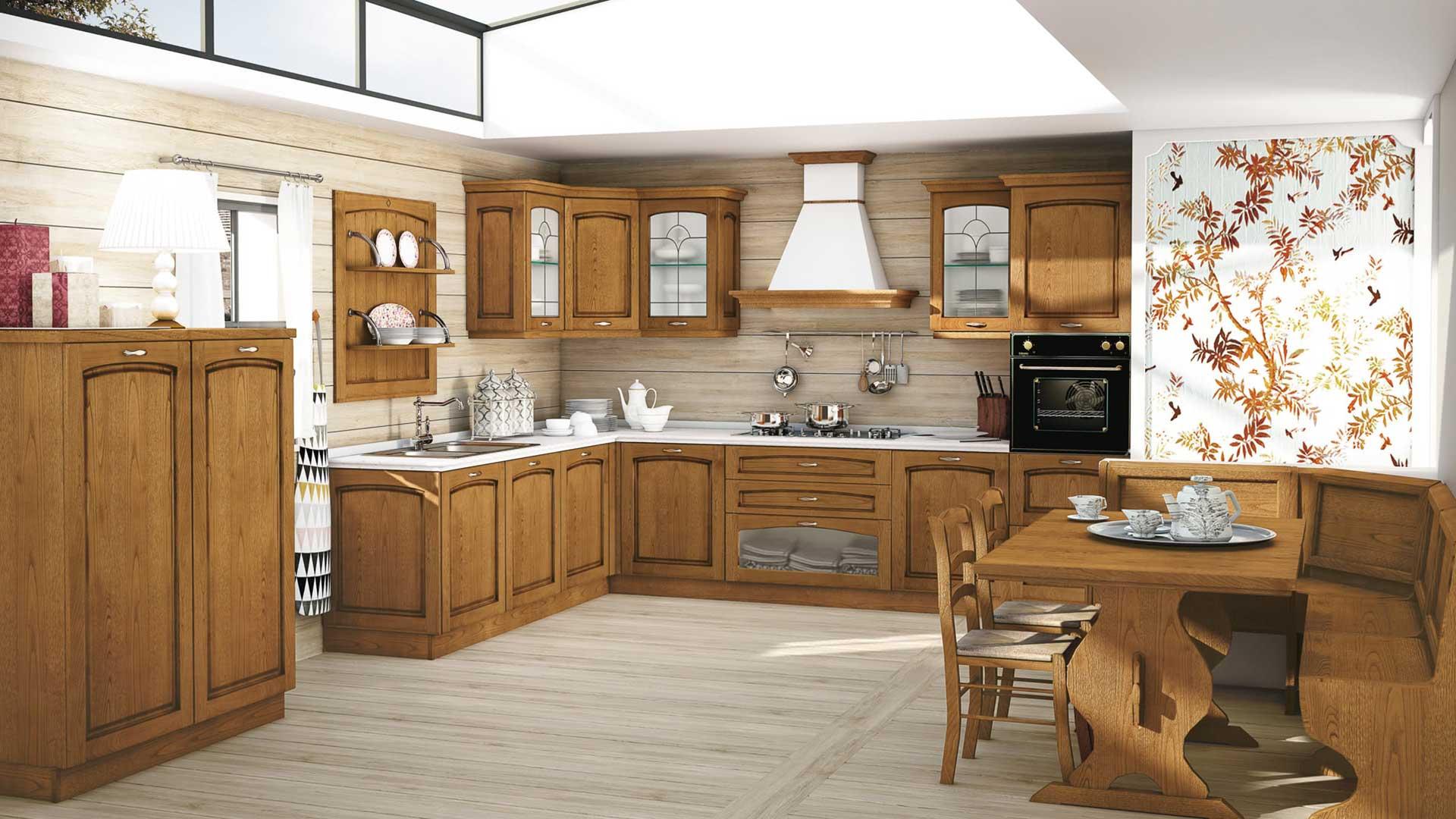 Malin - Cucine Classiche - Creo Kitchens