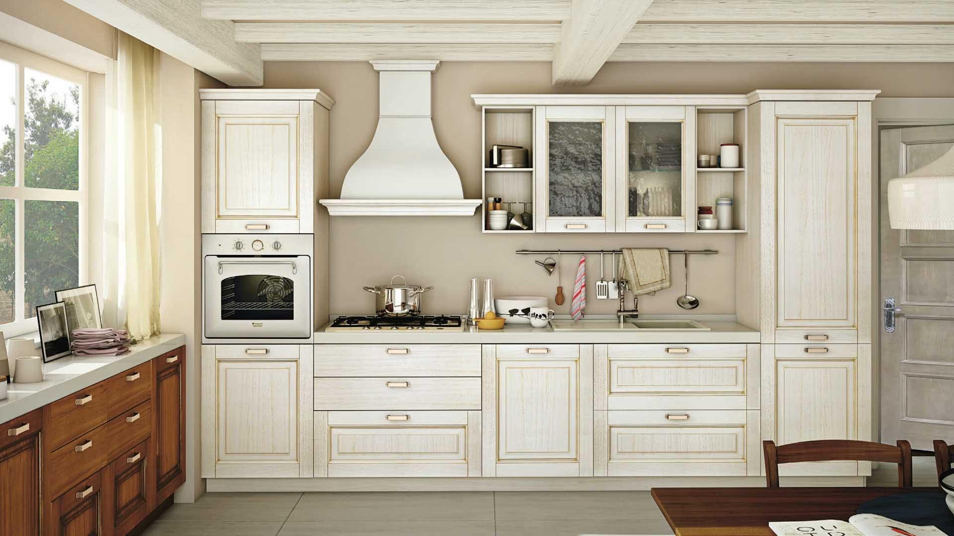 Oprah - Cucine Classiche - Creo Kitchens
