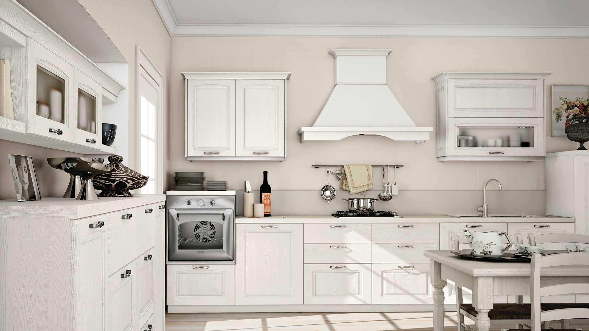 Raila - Cucine Classiche - Creo Kitchens